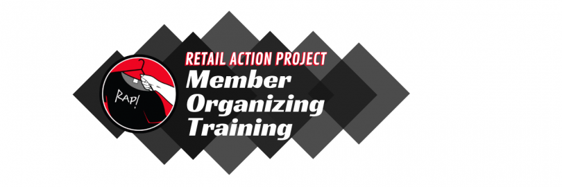 RAP Member Organizing Training